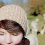 bonnet cote laine alpaga pery